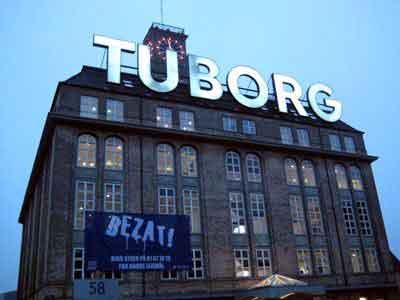 old tuborg beer factory