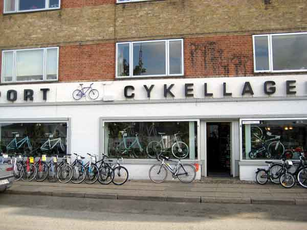 bicycle workshop
